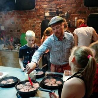 2015. aasta suvel toimunud noorte tervisenädal. Foto Tallinna spordi- ja noorsooameti erakogu