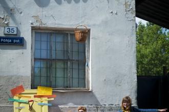 Eesti Kaasaegse Kunsti Muuseum, näituse Must maja avamine, 2014. Foto autor Johannes Säre