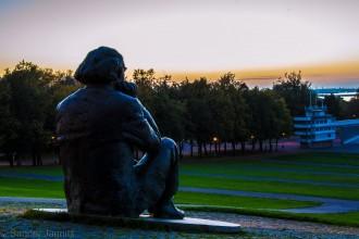 Igas hetkes on ilu, istu maha ja naudi seda. Foto autor Sander Jagnits