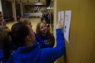 22.02.2017 toimus Tallinna Tehnikaülikoolis noorte korraldatud siseorienteerumisvõistlus. Üritus toimus Tallinna spordi- ja noorsooameti tööhõive ja ettevõtlikkuse programmi raames.