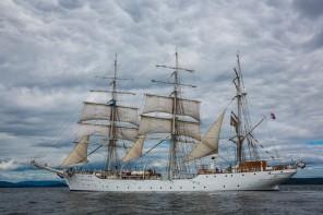 На Таллинские дни моря прибудет целый парусный флот