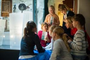 Детский и молодежный фестиваль «Открытые игровые пространства» в музеях и библиотеках по всей Эстонии