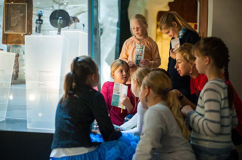 Avatud mänguväljad 2016 Eesti Ajaloomuuseumis. Foto Kid