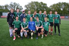 Не упустите последнюю возможность в этому году стать победителем в футбольном турнире Street Fame Cup!