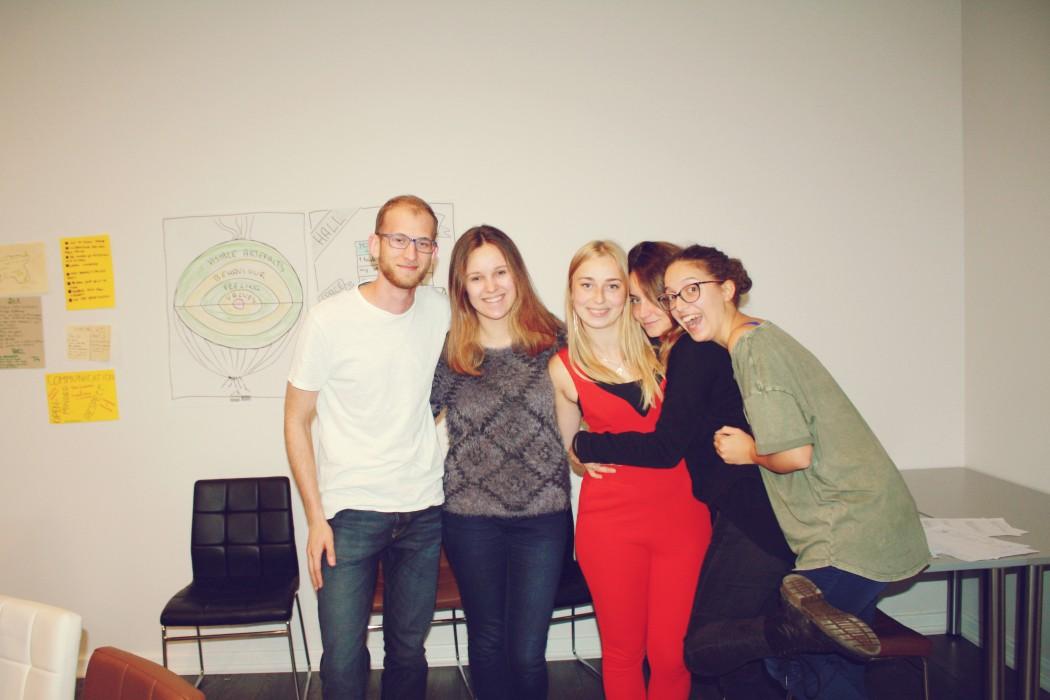 2017–2018 aastal tegutsevad Tallinna noortekeskustes vabatahtlikud  Itaaliast, Ungarist, Ukrainast ja Valgevenest