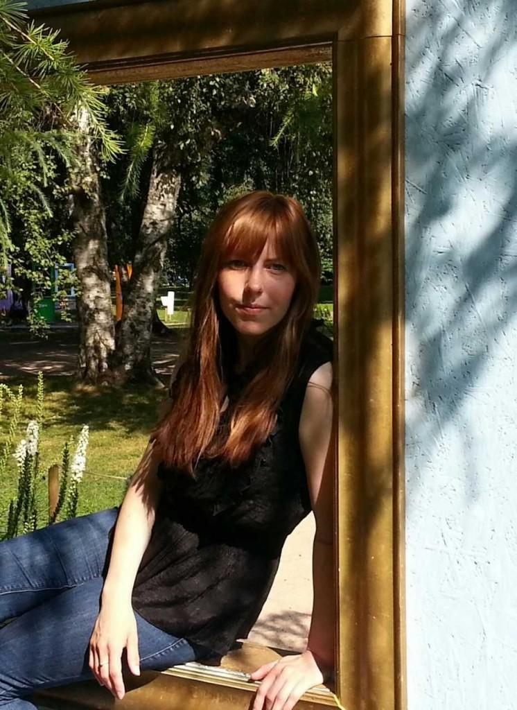 Noorsootöö eriala tudeng Kelli Luik