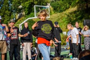 FOTOD: Snelli tänavakultuurifestival pani suvele vinge lõpu