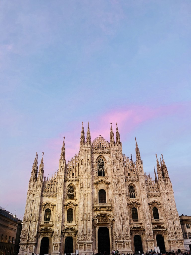 Milano Duomo. Foto: Liisa-Maria Lillepea