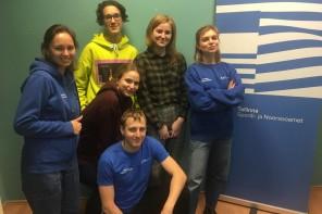 «День рабочей тени» в Таллиннском департаменте по делам молодёжи и спорта