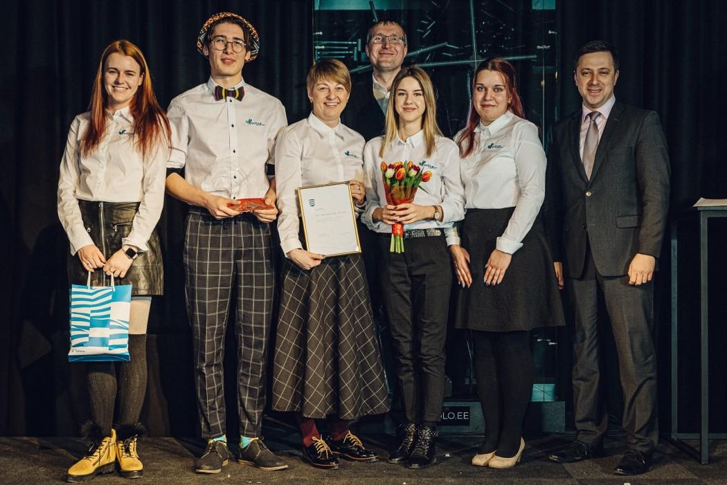 2019. aasta noorteühinguks Tallinnas kuulutati MTÜ Noorteklubi Active