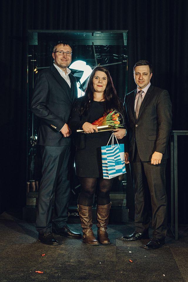 """""""Tallinna aasta noorsootöötaja 2019"""" tiitli pälvis Pääsküla noortekeskuse juhataja Kristiina Jürman"""