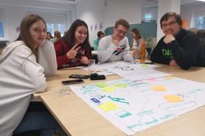 Ideelabor aitas noorte mõtted projektideks vormida