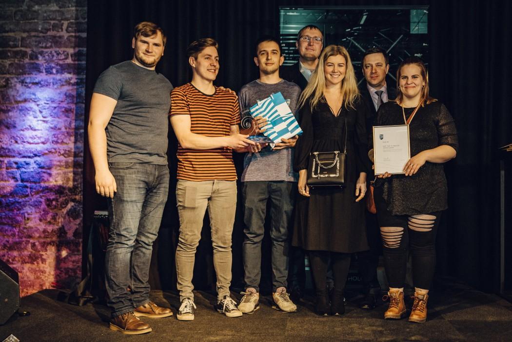 """""""Suured teod Tallinna noortele 2019"""" võidu  napsas Kristiine, Põhja-Tallinna ja Kesklinna noortekeskuste poolt korraldatud projekt """"GiT GuD E-spordi võistlused"""""""