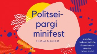 politseipargi minifest