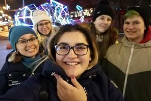 Kristina Benkivskaja: mobiilset noorsootööd tehes tuleb pidevalt mugavustsoonist välja tulla