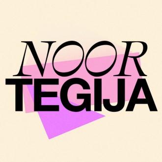 Uus Noor Tegija logo.
