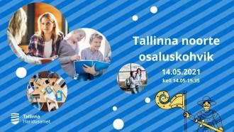 Noorte osaluskohvik 14.05.2021